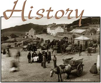 History of botha's hill: